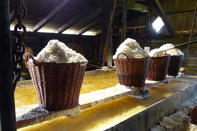 BLOG POSbistro - kopalnia soli