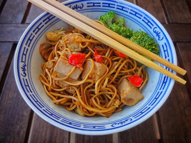 BLOG POSbistro - kuchnia orientalna